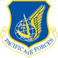 Pacific Air Forces Logo
